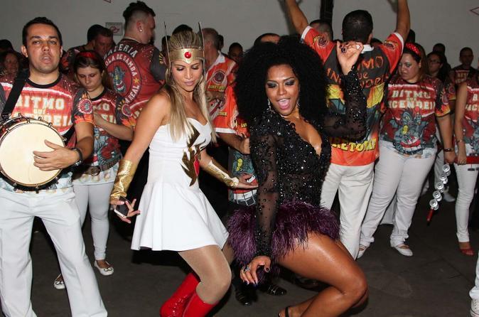 Rio De Janeiro  Pre-Carnival: Attend A Samba School Rehearsal
