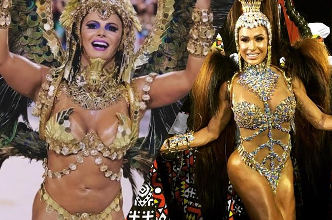 Rio De Janeiro Special Group Carnival Parade