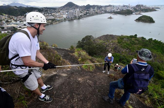 Rio De Janeiro Sugar Loaf Hike And Climb