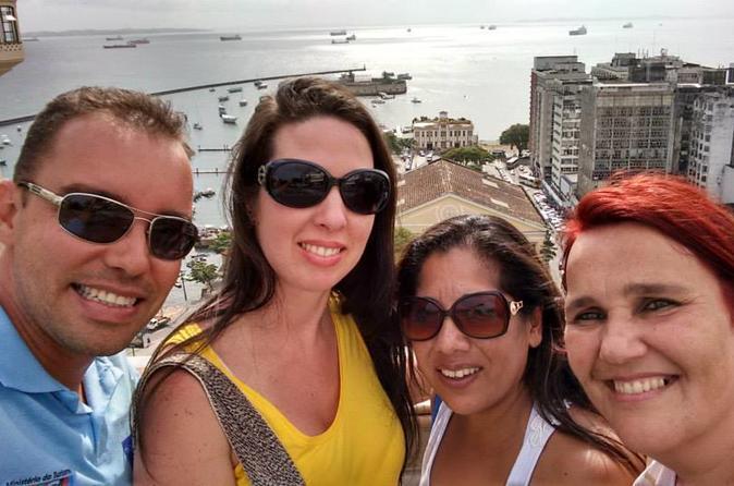 Salvador : Panoramic City Tour