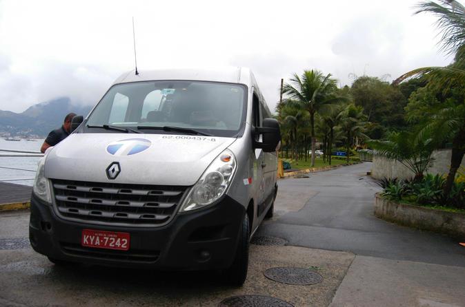 Shared Transfer From From Rio De Janeiro To Ilha Grande