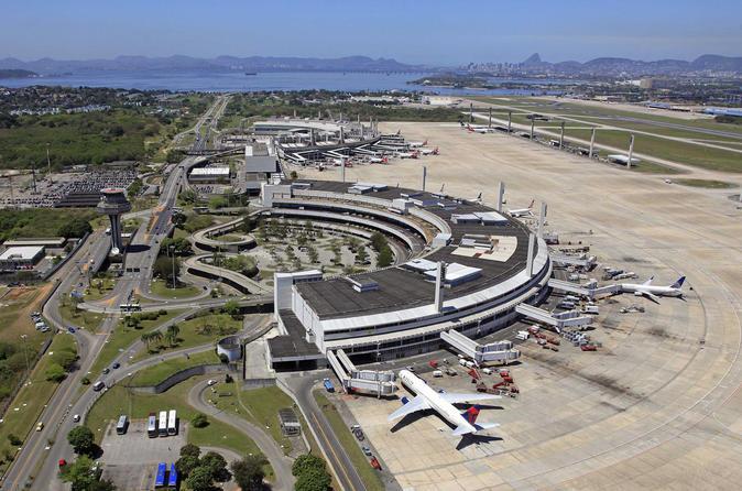 Shared Transfer  Gig Airport  To Rio De Janeiro Or Vice Versa
