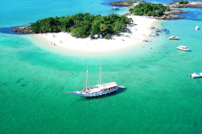 Supersaver Combo  Angra Dos Rei Plus Búzios Tour And Schooner Cruise - Rio De Janeiro