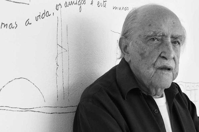 Tour Architect  Oscar Niemeyer Route - Rio De Janeiro