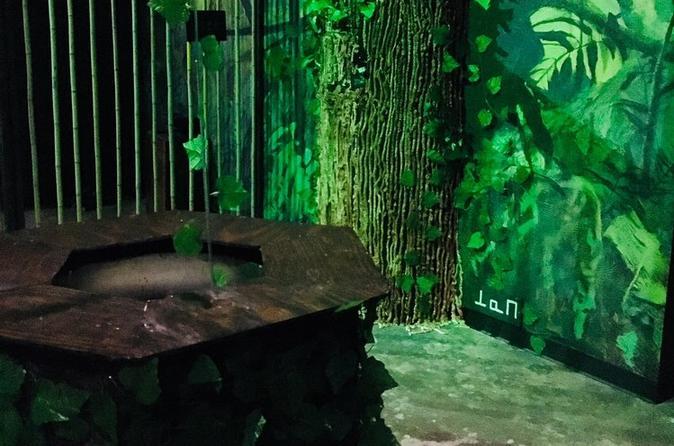 Amazon Survival Escape Room - Charlotte