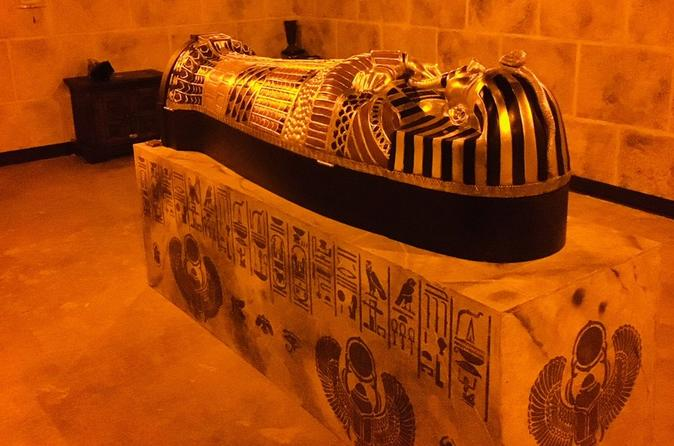 King Tut's Curse Escape Room