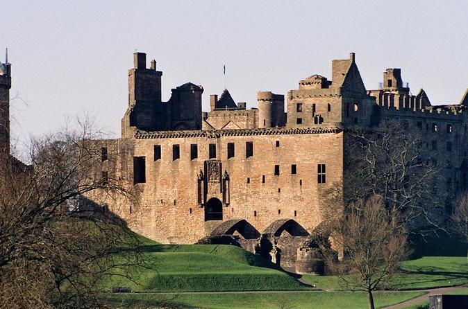 Outlander Film Location Tour - Edinburgh