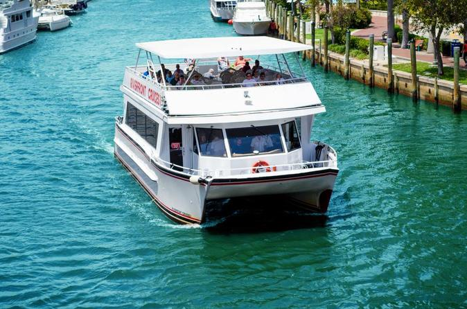 Fort lauderdale riverfront sightseeing cruise in fort lauderdale 171259