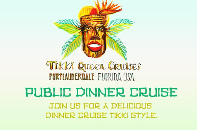 Tikki Queen Dinner Cruise