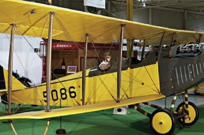 Glenn H Curtiss Museum Admission