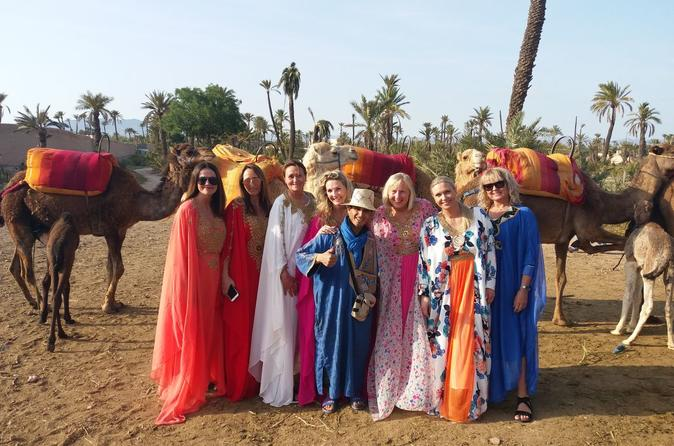2 Hours Of Camel Ride In PalmGrove To See Sunset - Marrakesh