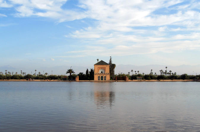 Private City Tour For Couple In Half Day - Marrakesh