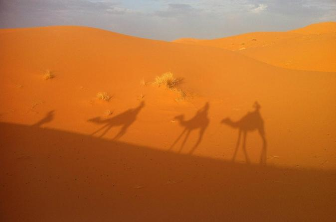 Private Desert Excursion 2 Nights 3 Days For 2 People To Merzouga Erg Chabi Wit 2 Nights Accommodation - Marrakesh