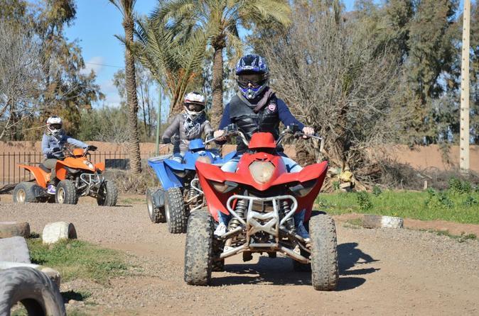 Quad Biking Adventure - Marrakesh