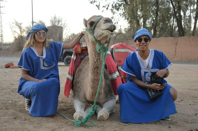 Quad Biking And Camel Ride With Lunch In PalmGrove Of Marrakech - Marrakesh