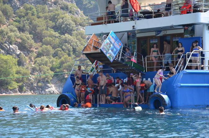 Glass Bottom Boat Daily Trip - Marmaris