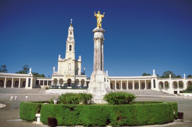 Lisbon Shore Excursion: Private Fátima Tour