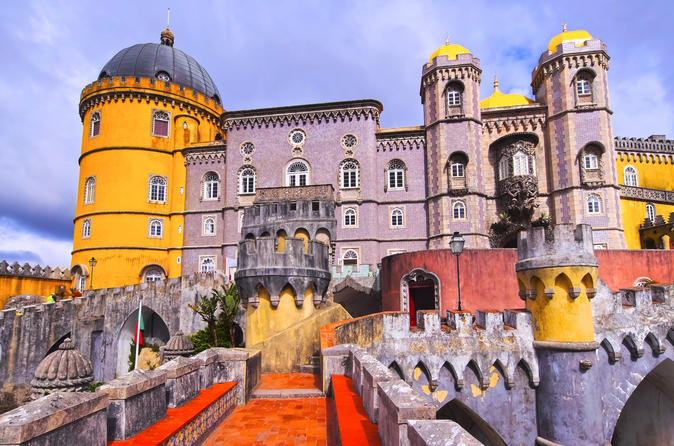 Private Tour: Sintra Day Trip from Lisbon Including Lunch and Wine Tasting