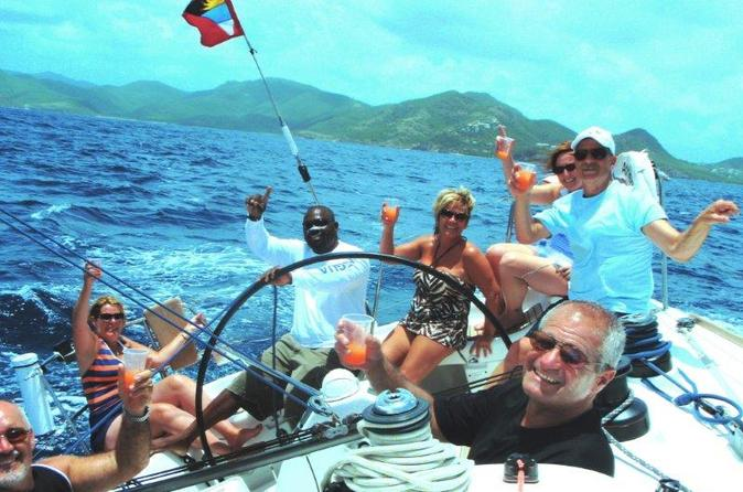 Private Full-Day Yacht Charter in Antigua