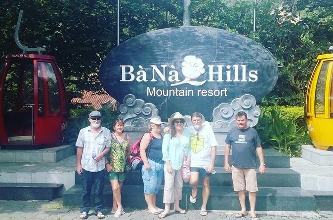 Private DayTrip To BA NA Mountain Via Cable Car From Da Nang City Or Hoi An City