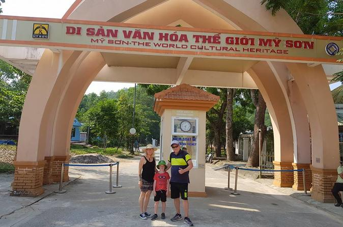 Private Halfday Trip To Visit MY SON HOLYLAND From HOI AN Or DA NANG City