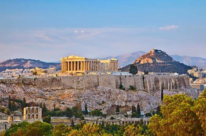 City Pass de Atenas, incluindo a Acrópole e excursão de ônibus com várias paradas