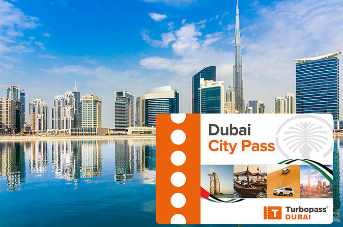 Dubai City Pass: Free admission to Dubai's top attractions incl. Hop-On-Hop-Off