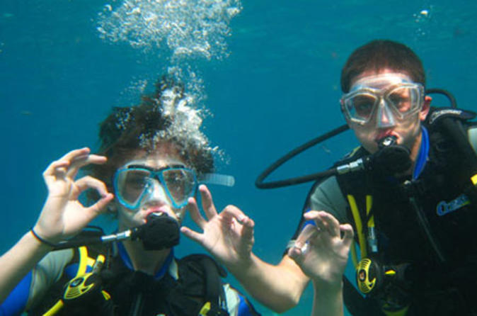 Scuba Diving in Ibiza: Beginner Course