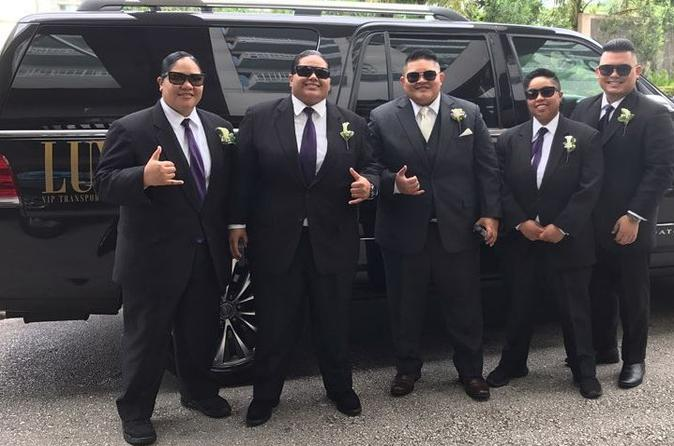 Guam Executive Airport Limousine Transfer To Hotel