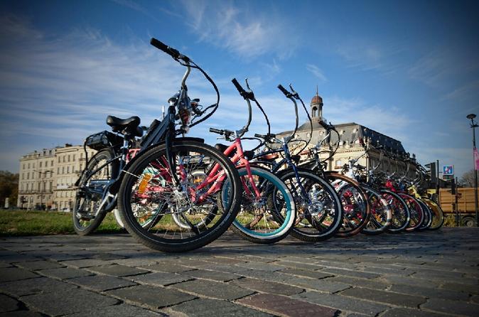 1 hour electric bike tour of bordeaux in bordeaux 301947