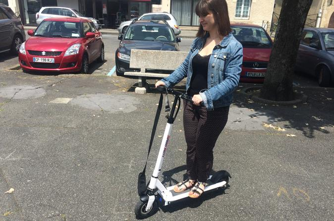 Rent an Electric Scooter