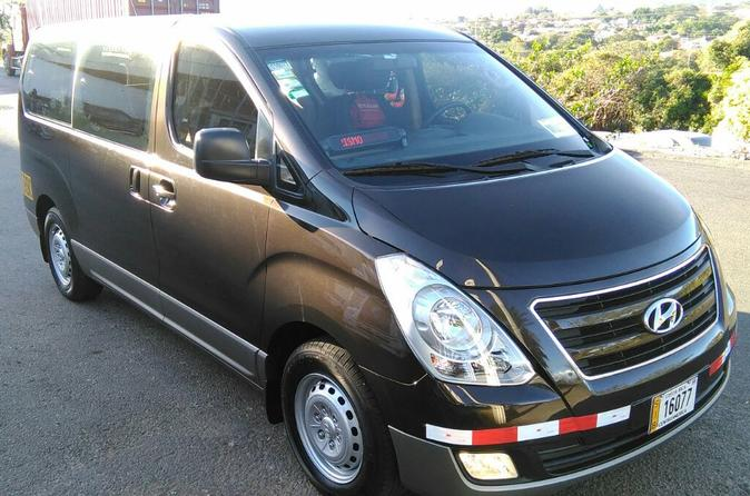 Luxury transfer to Fortuna & Arenal from San José