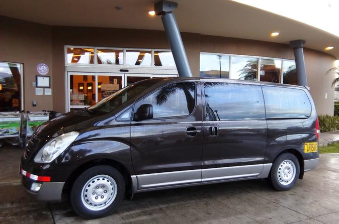 Transfer Private from Papagayo Hotels, Guanacaste to Airport or San Jose