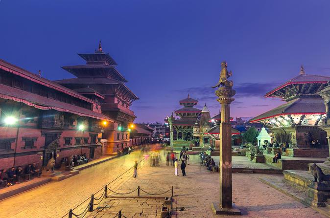 Private Half-Day Bhaktapur and Changu Narayan Temple Tour