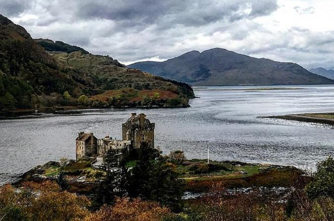 2-Day Eilean Donan, Loch Ness and the North West Highlands tour from Glasgow
