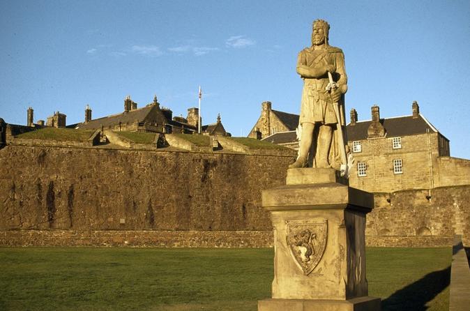 Excursão ao Loch Lomond e Castelo de Stirling saindo de Glasgow