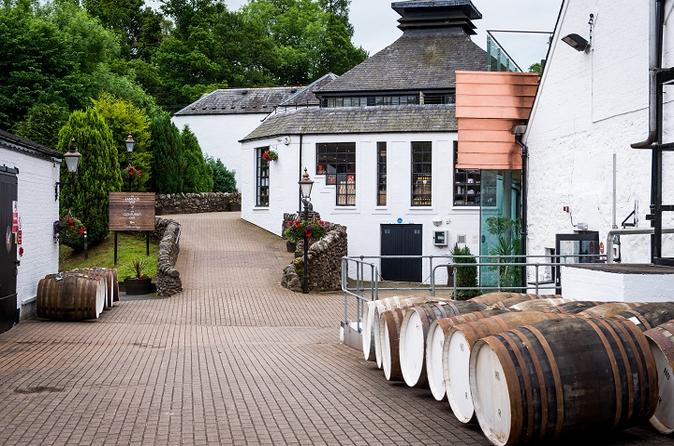 Highland Lochs and William Wallace Day Trip from Glasgow