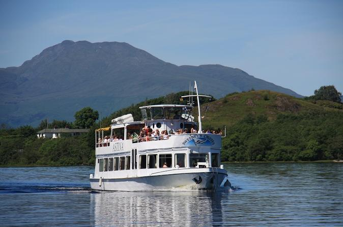 Loch Lomond and Stirling Castle Day tour from Edinburgh