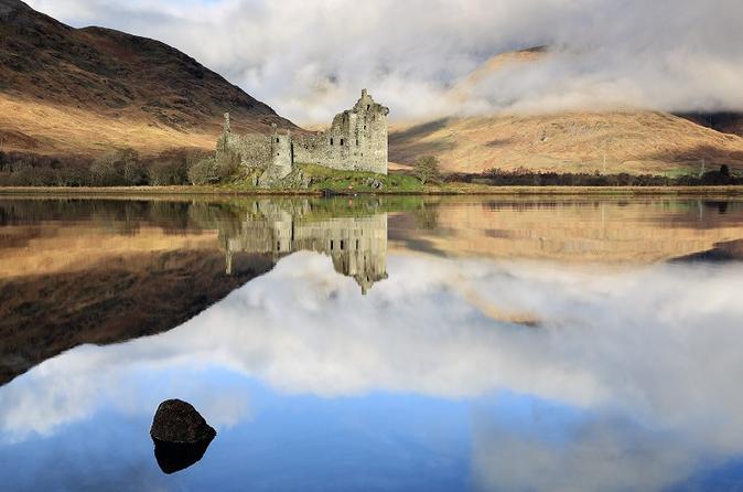 Viagem diurna pelos castelos de Oban, Glencoe e West Highland saindo de Glasgow