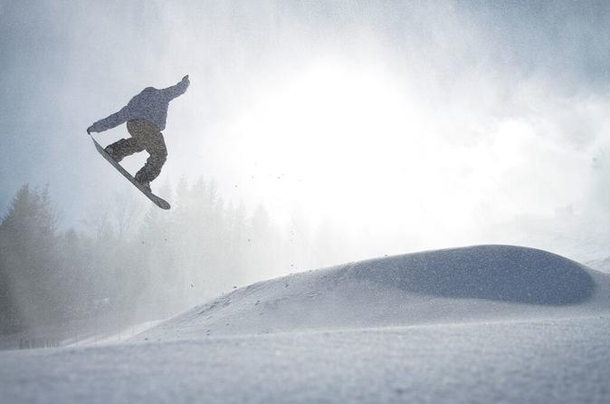 Viagem de dia inteiro para esquiar em Hunter Mountain, em Catskills, saindo de Nova York