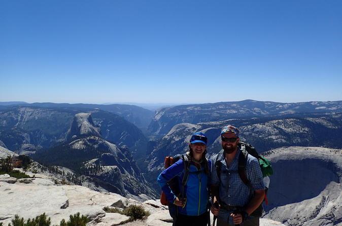Yosemite's Clouds Rest Naturalist Hike - Yosemite National Park