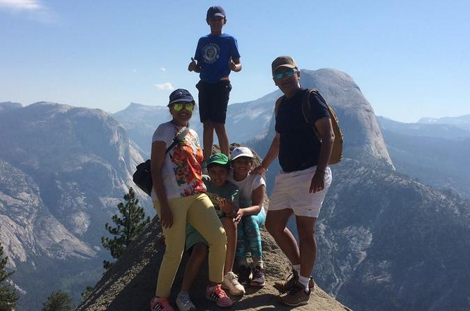 Yosemite Valley, Glacier Point & Giant Sequoias Sightseeing Hike And Tour - Yosemite National Park