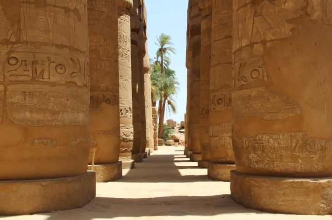 Private 2 day trips to luxor highlights from safaga port in safaga 228590