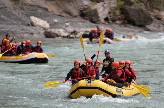 White Water  River Rafting from Kathmandu