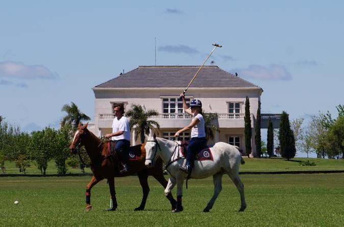 Become a Polo Player: Day Trip to Puesto Viejo Estancia