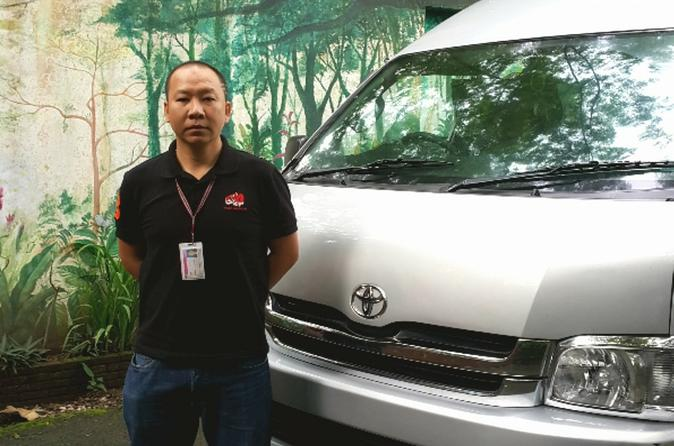 Full Day Car Hire With Private English Speaking Driver - Chiang Mai