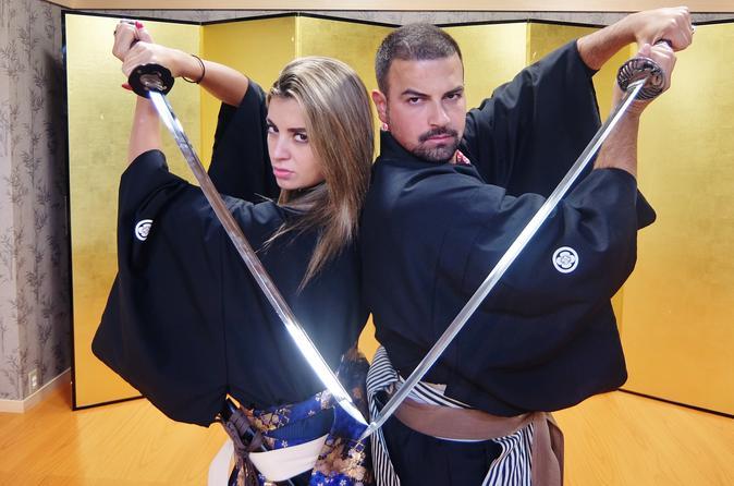 Samurai school samurai for a day in kyoto 540551