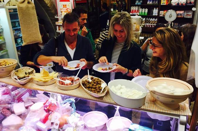 Bari bike gourmet tour with typical food tasting in bari 319059