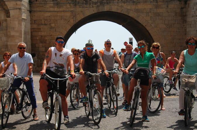 Bari bike tour in bari 290456