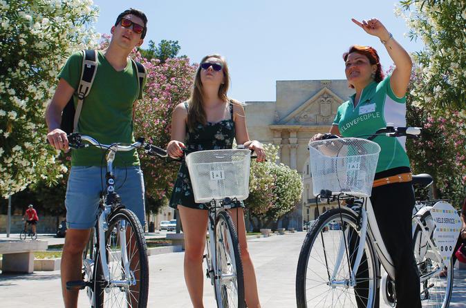Lecce bike tour in lecce 286877